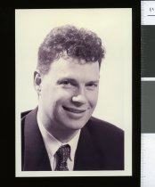 Image of Paul Claxton - Timaru Herald Photographs, Personalities Collection