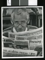 Image of Ken Coates - Timaru Herald Photographs, Personalities Collection