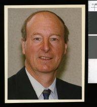 Image of John Coles, Waimate Mayor - Timaru Herald Photographs, Personalities Collection