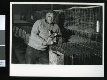 Image of Ray Colville - Timaru Herald Photographs, Personalities Collection