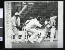Image of Batsman Bevan Congden - Timaru Herald Photographs, Personalities Collection
