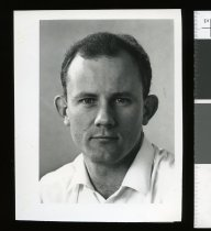 Image of Allied Alarms' Peter Coulter - Timaru Herald Photographs, Personalities Collection