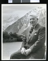 Image of H Coxhead (David) - Timaru Herald Photographs, Personalities Collection