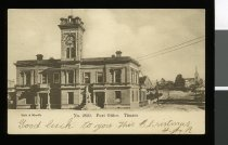 Image of No.2830. Post Office. Timaru -