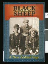 Image of Black sheep : a New Zealand saga - MacDonald, John