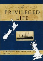 Image of A privileged life : the memoirs of Hilda Mary Harrop 1900-1990 - Harrop, David (ed.)