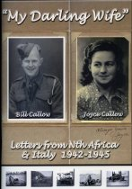 Image of My darling wife : Bill Callow's letters to Joyce Callow from Nth Africa & Italy, 1942-1945 : with related photographs, documents and return mail from family in New Zealand  - Callow, Bill, d.1982