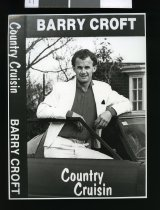 Image of Barry Croft - Timaru Herald Photographs, Personalities Collection
