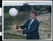 Image of Neil Cruden, Principal. - Timaru Herald Photographs, Personalities Collection