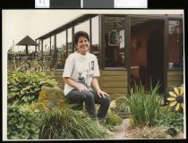 Image of Bev Davidson - Timaru Herald Photographs, Personalities Collection