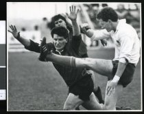 Image of Gerry Davidson - Timaru Herald Photographs, Personalities Collection
