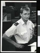 Image of Constable Jamie Davidson - Timaru Herald Photographs, Personalities Collection