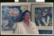 Image of Shirley Davidson - Timaru Herald Photographs, Personalities Collection