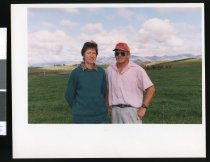 Image of Shirley and Dave Denize - Timaru Herald Photographs, Personalities Collection