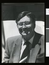 Image of Waitaki County Councillor Jim Dennison - Timaru Herald Photographs, Personalities Collection