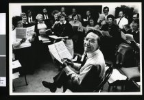 Image of Jim Diack and the Diack Singers - Timaru Herald Photographs, Personalities Collection