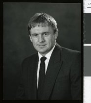 Image of Brett Dixon - Timaru Herald Photographs, Personalities Collection