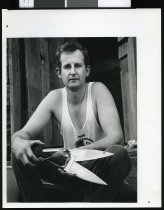 Image of Tony Dobbs - Timaru Herald Photographs, Personalities Collection