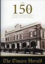 Image of Timaru Herald 150th anniversary