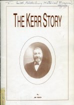 Image of The Kerr story - Fisher, Jim