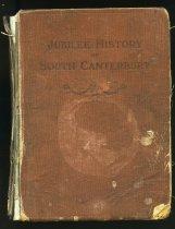 Image of Jubilee history of South Canterbury - Andersen, Johannes C