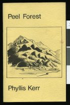 Image of Tarahaoa : history, story and legend of Peel Forest - Kerr, Phyllis, 1907-