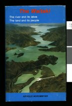 Image of Waitaki : the river and its lakes, the land and its people - Nordmeyer, Arnold