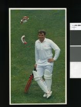 Image of Cricketer Phil Duffield - Timaru Herald Photographs, Personalities Collection