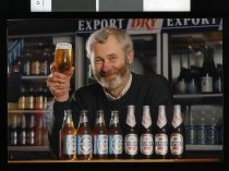 Image of Nick Duncan, master brewer - Timaru Herald Photographs, Personalities Collection