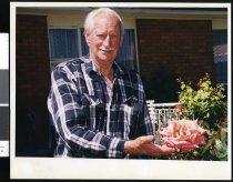 "Image of Robert ""Snow"" Dunn - Timaru Herald Photographs, Personalities Collection"