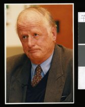 Image of Sir Peter Elworthy - Timaru Herald Photographs, Personalities Collection