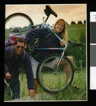 Image of Ron and Wendy Enzler-Van den Berg - Timaru Herald Photographs, Personalities Collection
