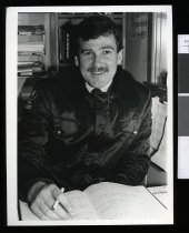 Image of Brent Esler - Timaru Herald Photographs, Personalities Collection