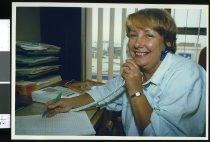 Image of Joyce Fallon - Timaru Herald Photographs, Personalities Collection