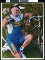 Image of Ian Falvey, cyclist