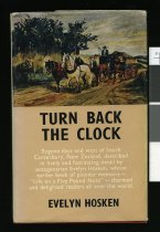 Image of Turn back the clock  - Hosken, Evelyn,