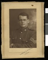 Image of Sergeant CL Williams