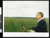 Image of Ed Ewing, Tutor-Manager - Timaru Herald Photographs, Personalities Collection