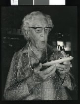Image of Winifred Fagan - Timaru Herald Photographs, Personalities Collection