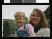 Image of Anne Falconer and daughter Brianna