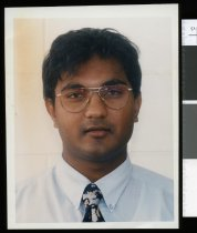Image of Mohammed Feroz, pharmacist - Timaru Herald Photographs, Personalities Collection