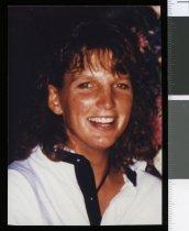 Image of Sharon Ferris, yachtswoman - Timaru Herald Photographs, Personalities Collection