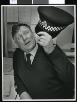 Image of Detective Sergeant Maurice Fink - Timaru Herald Photographs, Personalities Collection