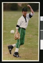 Image of Shaun Foster, softball player - Timaru Herald Photographs, Personalities Collection