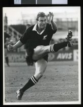 Image of Grant Fox - Timaru Herald Photographs, Personalities Collection