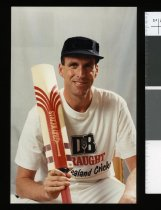 Image of Trevor Franklin, cricketer - Timaru Herald Photographs, Personalities Collection