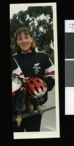 Image of Amanda Fraser, roller skater - Timaru Herald Photographs, Personalities Collection