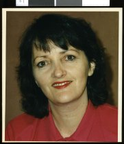 Image of Carolyn Gallagher - Timaru Herald Photographs, Personalities Collection