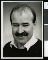 Image of Gerard Gallagher - Timaru Herald Photographs, Personalities Collection