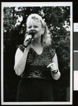 Image of Vicki Galloway - Timaru Herald Photographs, Personalities Collection